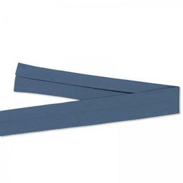 Biais band - Blauw- Blue Mirage - 40 mm - C.Pauli