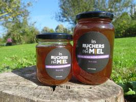 miel de Lamotte-Brebière - fleurs d'été 250g