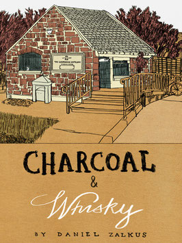 Charcoal & Whisky Book