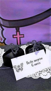 Lucky pack décoré papillon
