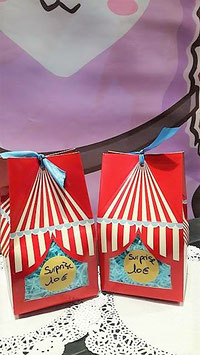 Lucky Pack Sentimental circus