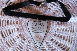 "Chocker velours ""Ouija"""