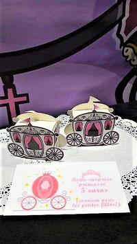 """Lucky pack """"Princesse"""" (Convient pour les petites filles et aussi aux grandes !)"""
