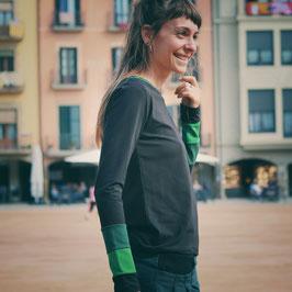 Camiseta Loraky Verde M/L