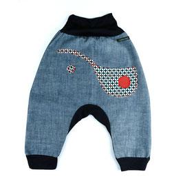 Pantalón Turco Jeans Romboide