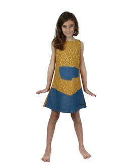 Vestido Bonito Mostaza