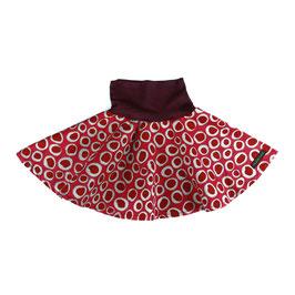 Falda Vuelo Roja