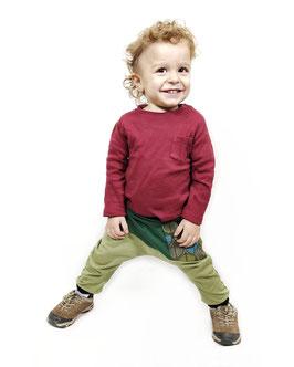 Pantalon Maturca Punto verde
