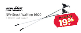 HIGH COLORADO Nordic Walking Stock Walking 1600