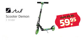 STUFF Scooter Demon