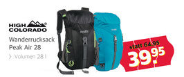High Colorado Wanderrucksack Peak Air 28
