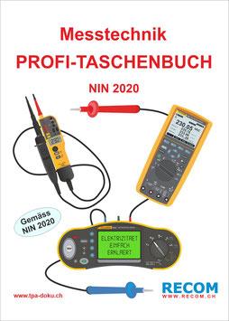 """Messtechnik Profi-Taschenbuch """"NIN 2020"""""""