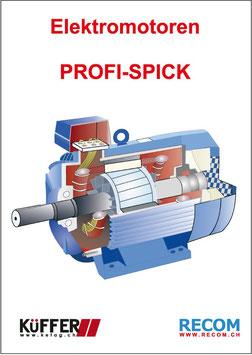 """PROFI-SPICK  """"Elektromotoren"""""""