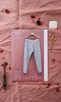Nanna Pattern Desgin: Hose Rosa