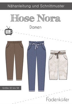 Damen Hose Nora. (FK)