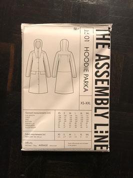 TheAssemblyLine: HoodieParkraPattern