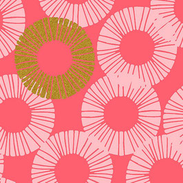 Shiny Objects: pink mit Gold