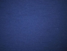 Merino Jersey: dunkelblau