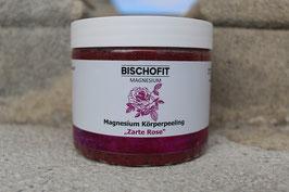 "Magnesium Körperpeeling ""zarte Rose"""
