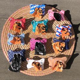 Hunde-Kacka-Täschchen Hunde & Pfoten