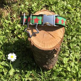 "Hundehalsband  ""Sterne grün-rot"" letzter Artikel"