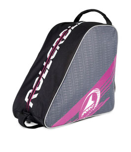 SKATE BAG GREY/PURPLE