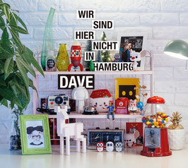 """CD - EP """"Wir sind hier nicht in Hamburg,Dave"""""""