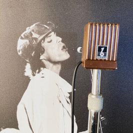 Brush microfoon + stand