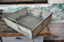 Verzinkte trays