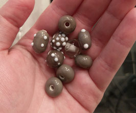 Dotted beads