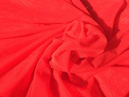 Netzstoff Rot bi-elastisch