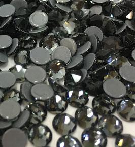 Strasssteine Starlight DeLuxe 8+8 SS20 Hotfix 1440 Stück Black Diamond