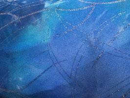 Lycra Stardust Blu