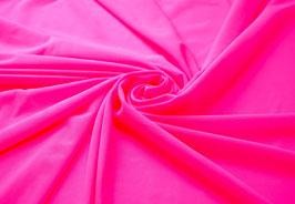 Netzstoff Fluor Pink bi-elastisch