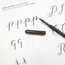 Atelier adultes - Initiation au Brush lettering / calligraphie