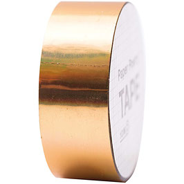 Masking-tape irisé gold - Paper Poetry