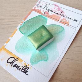 """""""Chenille"""" -aquarelle Pigmentarium"""