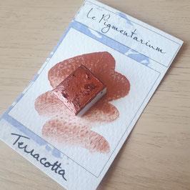 """""""Terracotta"""" - aquarelle Pigmentarium"""