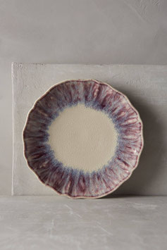 Smoke Rings Side Plate【ANTHROPOLOGIE】