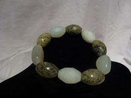 Armband Jaspis/Jade