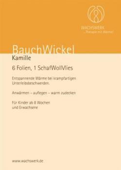 BauchWickel Kamille