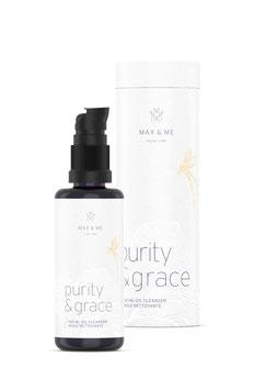 Gesichtsölreiniger purity and grace -  Reinste Schönheit 50 ml