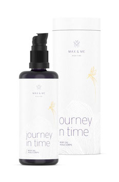 Körperöl journey in time - Zeitreise 100 ml