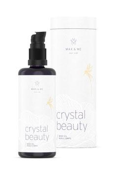 Körperöl crystal  beauty - Kristallwesen 100 ml