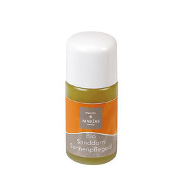 Bio Sanddorn Sonnenpflegeöl, 10 ml