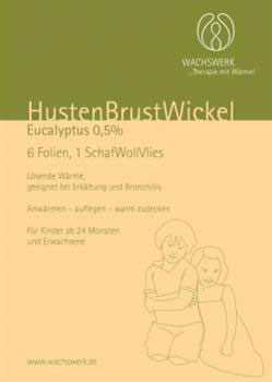 Husten Brust Wickel Eucalyptus