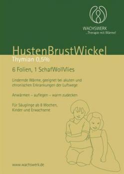 Husten Brust Wickel Thymian