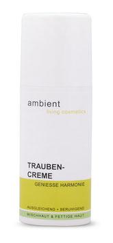 Trauben-Creme