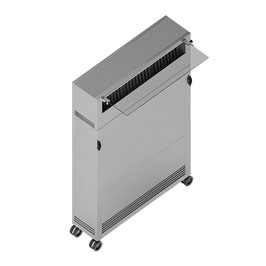 Airwall (1100m3/h pulizia dell'aria)