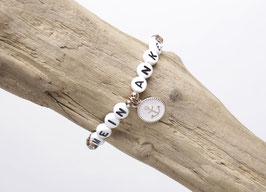"Namensarmband ""Mein Anker"", personalisiertes Armband"